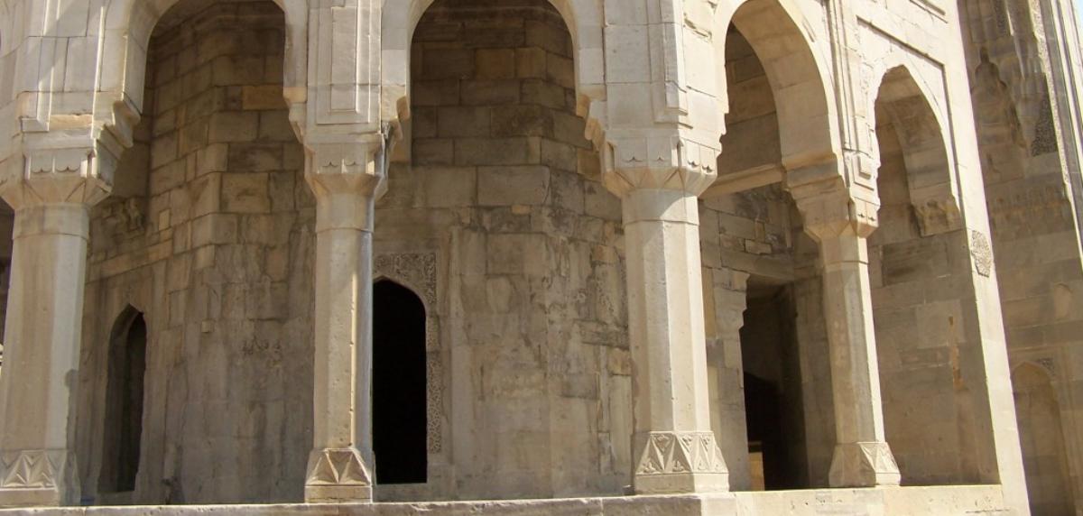 کاخ شیروانشاه باکو
