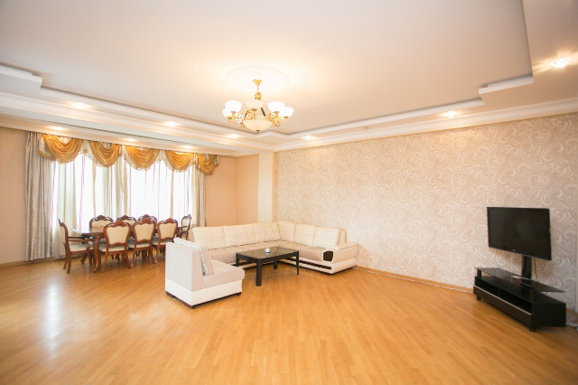 اجاره آپارتمان در باکو