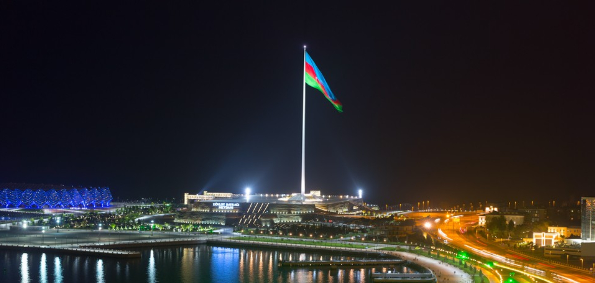 باکو قلب تپنده آذربایجان