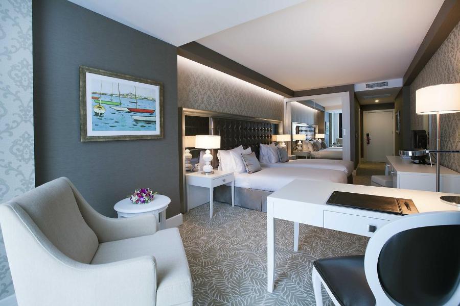 هتل قفقاز سیتی باکو